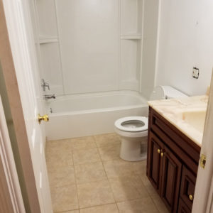 Plumber for Bathroom Remodeling.