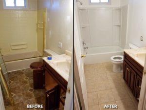 Plumber for Bathroom Remodeling.