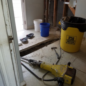 Residential Plumbing contractor for emergency brake repairs.