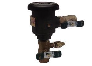 Pressure Vacuum Breaker. Backflow Prevention Device.