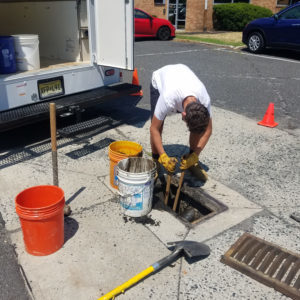 Commercial Plumbing contractor for preventative maintenance for city sewer lines.