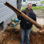 Plumbing contractor for Underground Repair and installation.